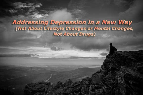 Addressing Depression in a New Way