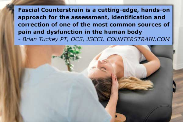 Fascial Counterstrain for Chronic Pain