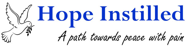 Hope Instilled - A path towards peace with pain