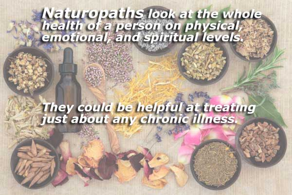 What are Naturopaths?